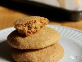 无油脂肉桂饼干