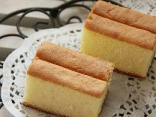 【蜂蜜海绵蛋糕】