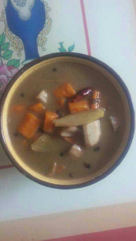 美味大骨汤