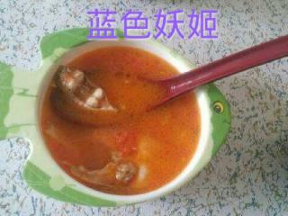 番茄汁鱼汤