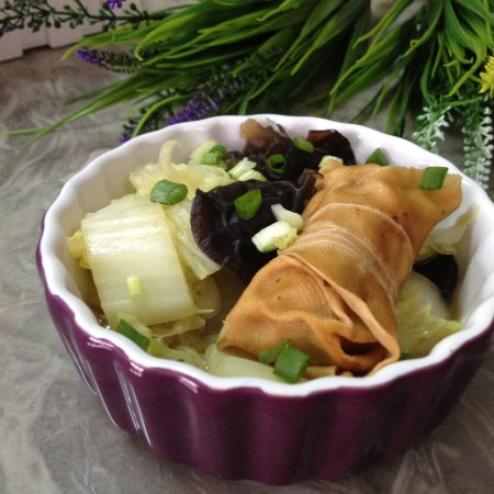 白菜百叶包