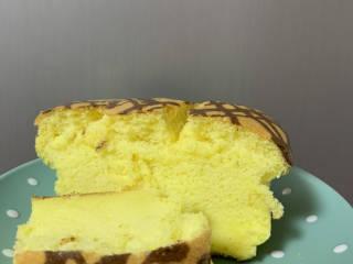古早蛋糕(抖臀),松松软软。
