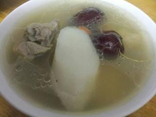淮山鸭肉汤