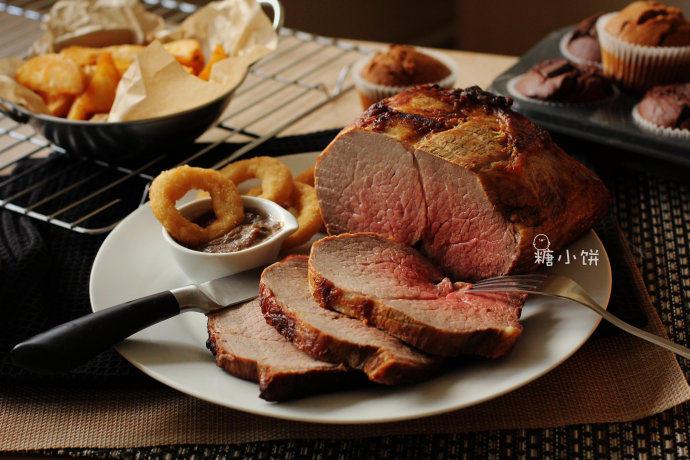 7分烤牛肉