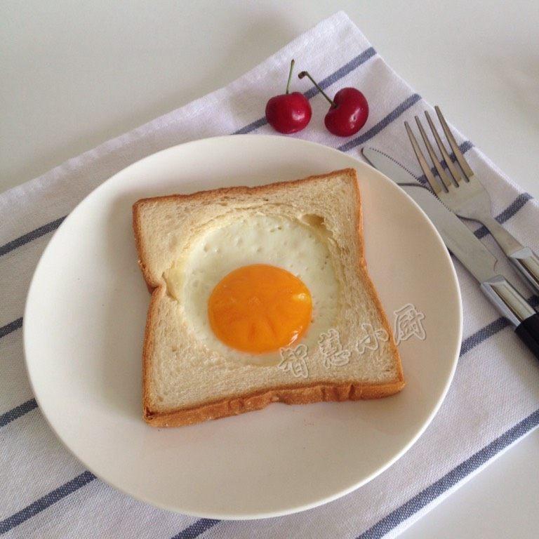 吐司太阳蛋