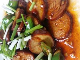 小炒里鸡豆腐
