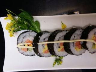 寿司,特写来一张(・ิϖ・ิ)っ